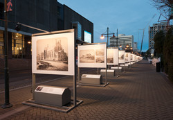 Worcester Boulevard exhibition extended as publication developed