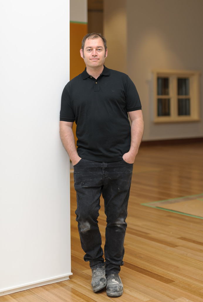 Nathan PohioAssistant curator