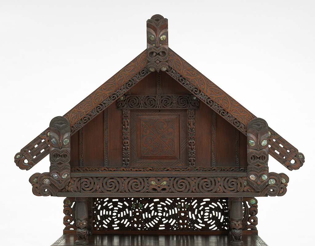 John Henry Menzies - The Stanford Pātaka Cabinet