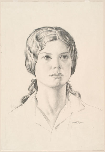 Portrait Of A Girl 'Adele'