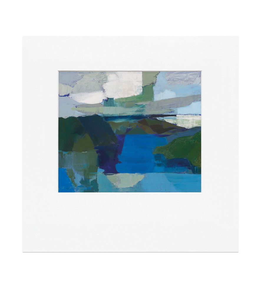 Clouded Bay - Print