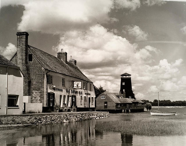 Royal Oak and Old Mill, Langstone