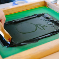 Screen-printing Workshop for Kids