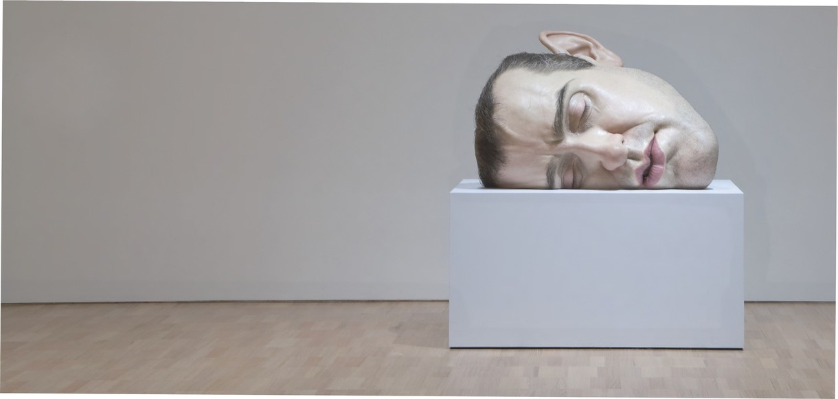Ron Mueck is nearly here