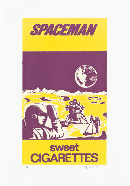 Spaceman Cigarettes