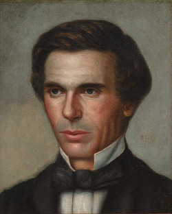 Portrait of John Marshman by Samuel Butler