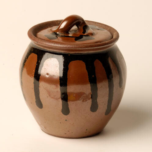 Pot With Lid (Commercial Ware)