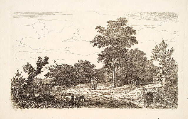 Near Nottinghill, Middlesex