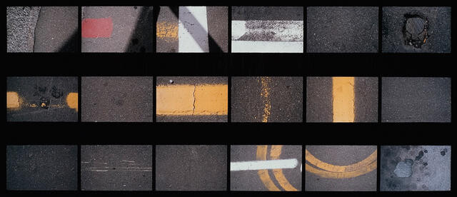 Road Markings III