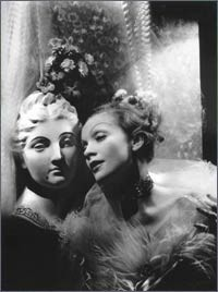 Cecil Beaton Marlene Dietrich 1935. Cecil Beaton Archive, Sothebys, London/Collection National Portrait Gallery