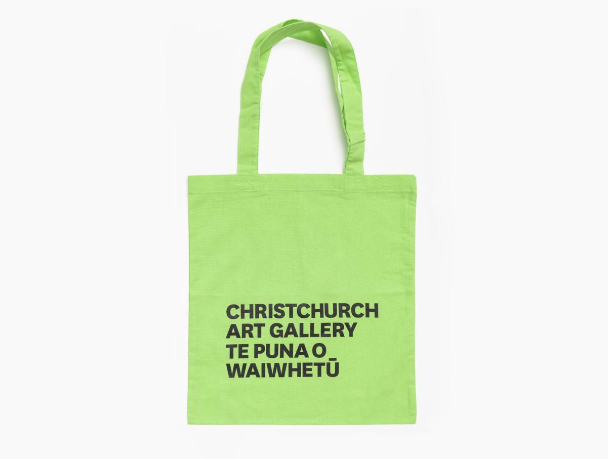 Gallery Tote Bag   Christchurch Art Gallery Te Puna o Waiwhetū