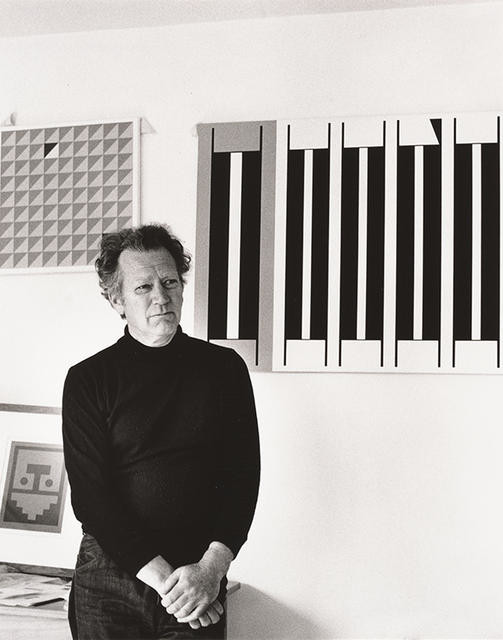 Gordon Walters - Christchurch (Studio)