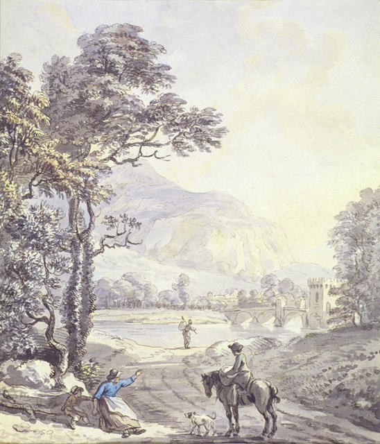 Landscape, Lake District