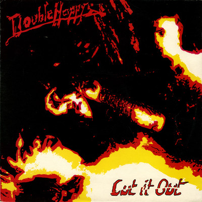 The Doublehappys Cut It Out 1985. Flying Nun Records