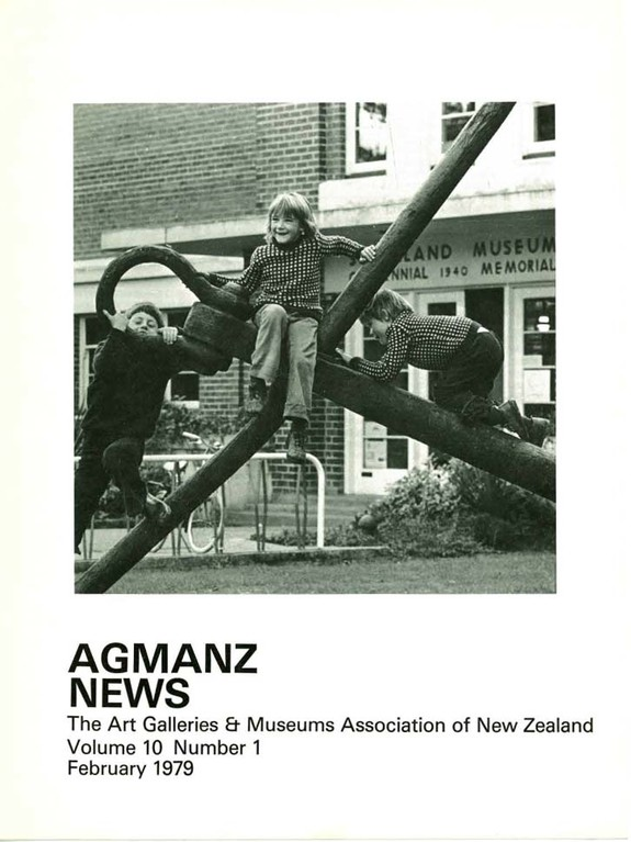 AGMANZ News Volume 10 Number 1 February 1979