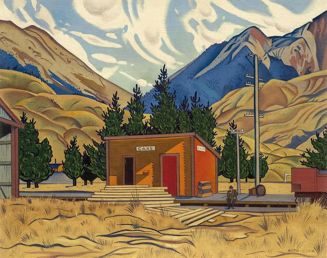 Cass   Christchurch Art Gallery Te Puna o Waiwhetū