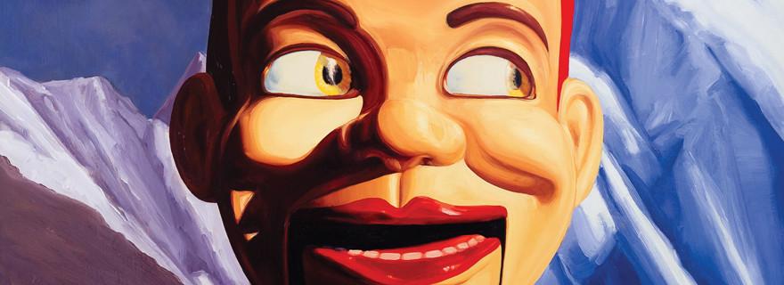 Shane Cotton | Christchurch Art Gallery Te Puna o Waiwhetū