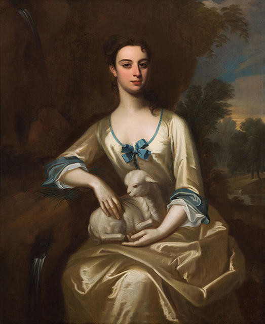 Portrait of Penelope Smith