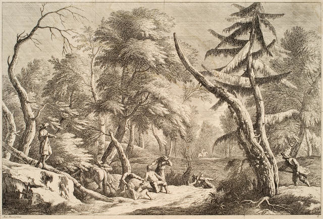 The Assault of the Brigands