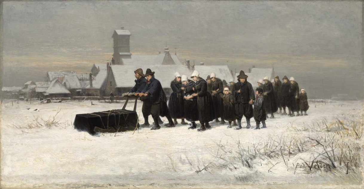 The Dutch Funeral, Retitled