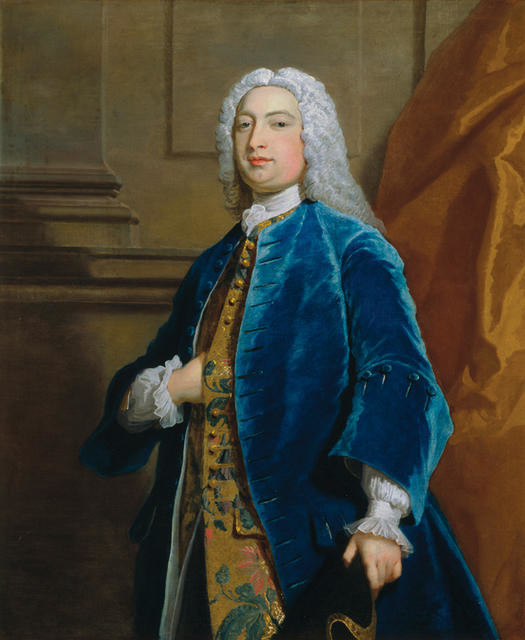 Thomas Budgen, MP for Surrey 1751-1761