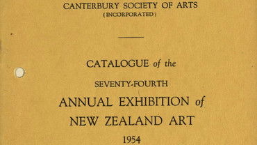 CSA catalogue 1954