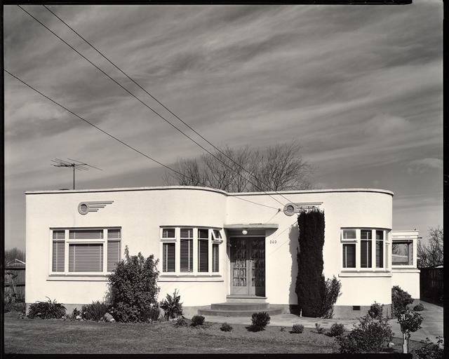 Domestic architecture, Christchurch, 1976