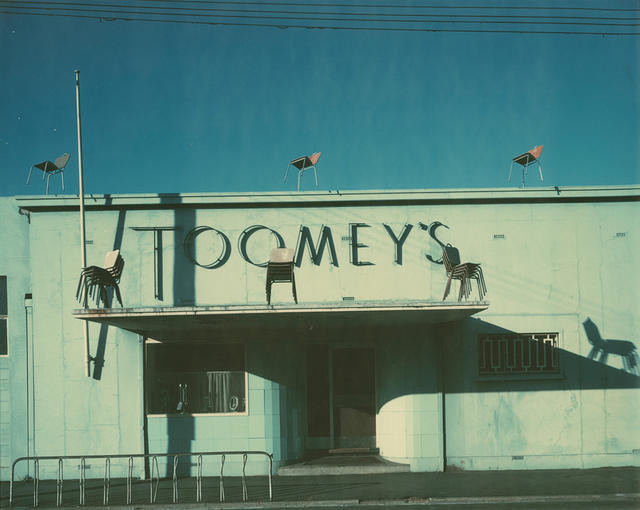 Toomey's Ferry Road, Christchurch, November 1979 - January 1980