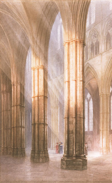 The Nave, Westminster Abbey