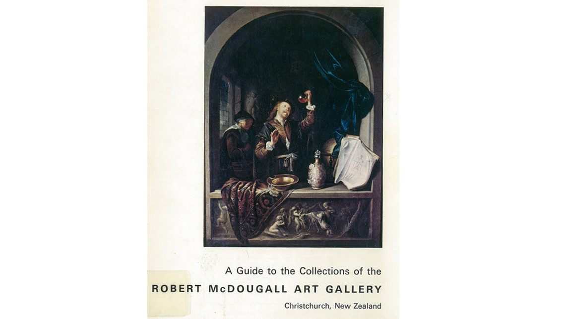 A guide to the collections of the Robert McDougall Art Gallery