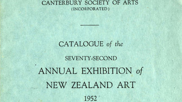 CSA catalogue 1952