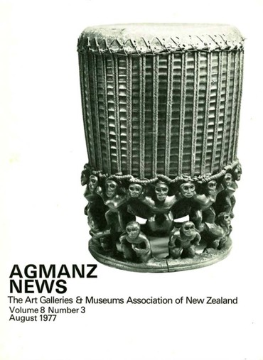 AGMANZ News Volume 8 Number 3 August 1977