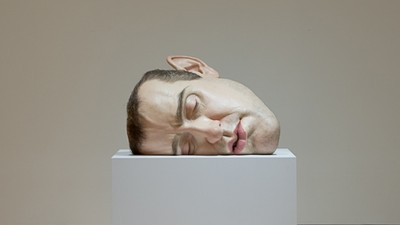 Ron Mueck - Mask II