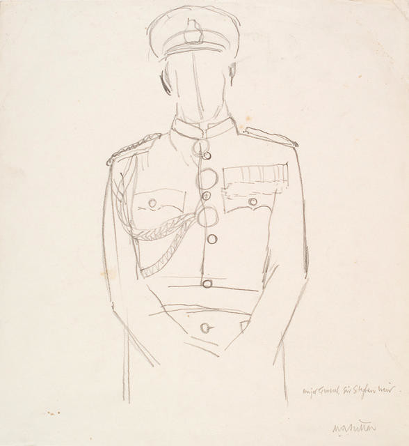 Major General Sir Stephen Weir