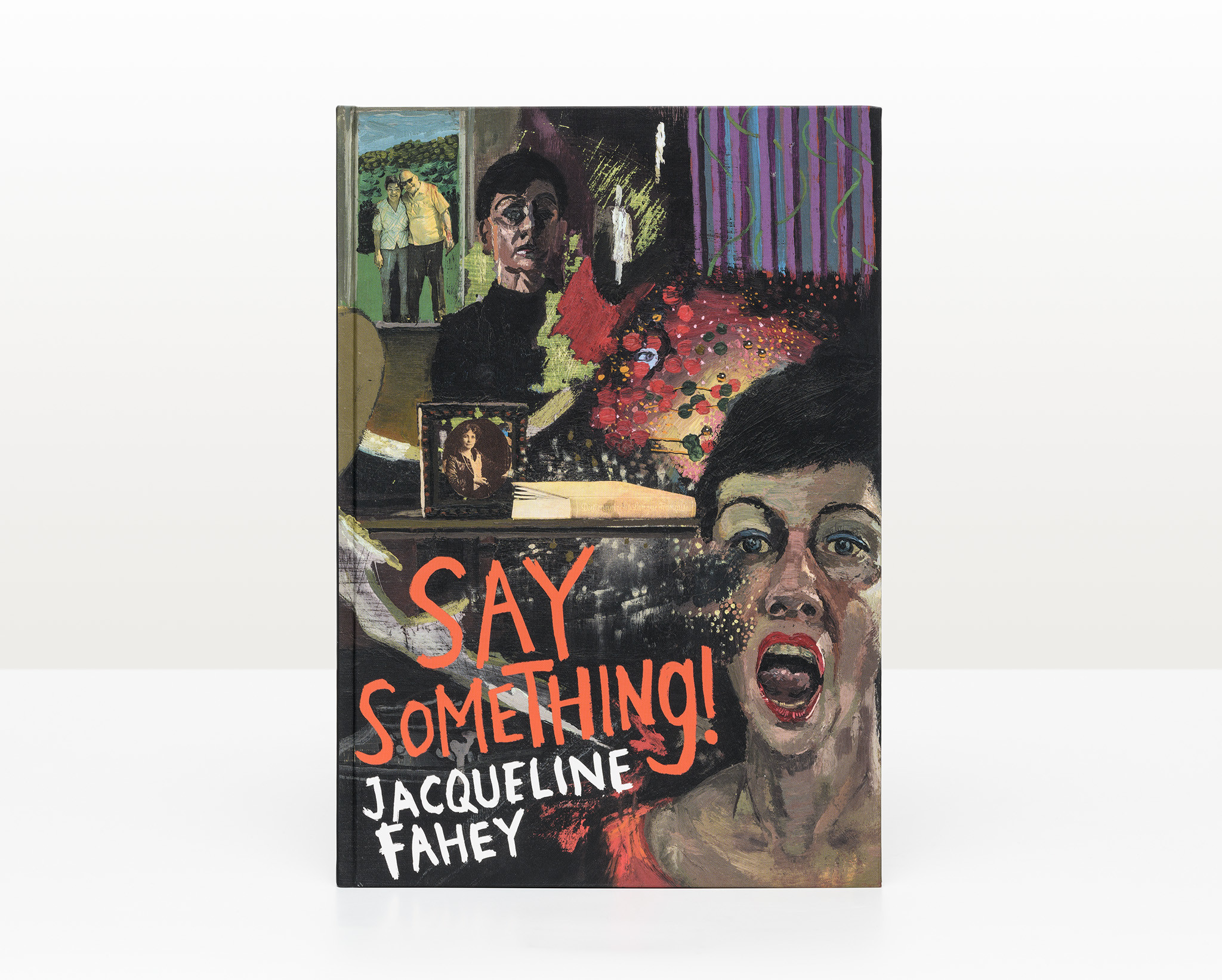 Say Something Jacqueline Fahey Christchurch Art Gallery
