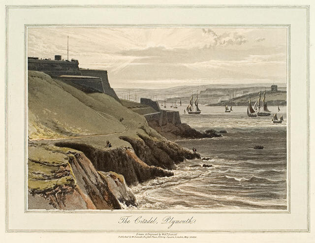 The Citadel, Plymouth