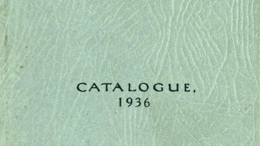 CSA catalogue 1936