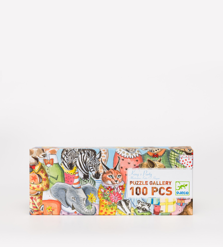 King's Party Jigsaw Puzzle
