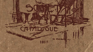 CSA Catalogue 1917