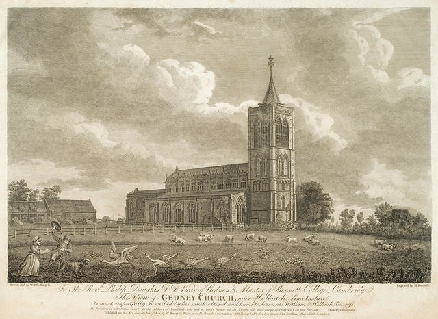 Gedney Church, Near Holbeach, Lincolnshire