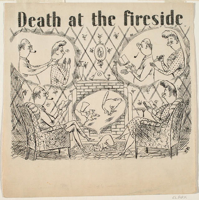 Death at the Fireside