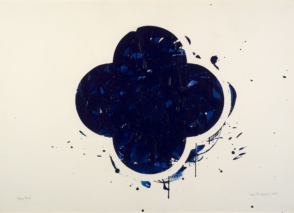 Max Gimblett on show in Pittsburgh