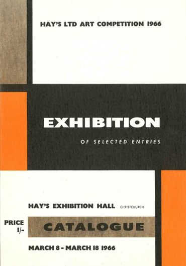 Hays Ltd Art Competition 1966