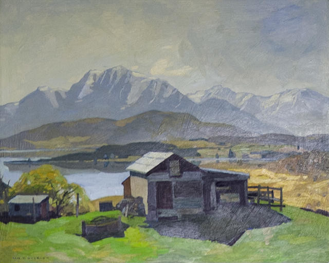 Farmstead at Wanaka