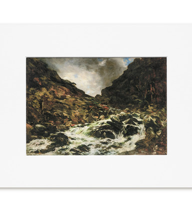 Mountain Stream - Print