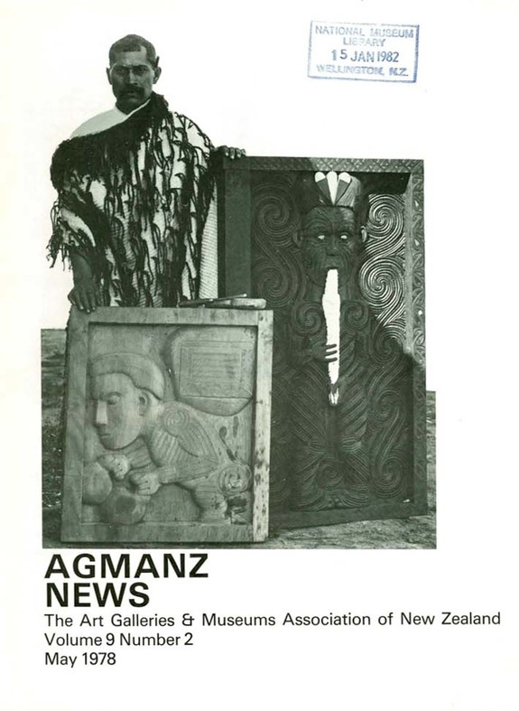 AGMANZ News Volume 9 Number 2 May 1978