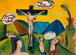 O'Reilly/McCahon: an Easter meditation