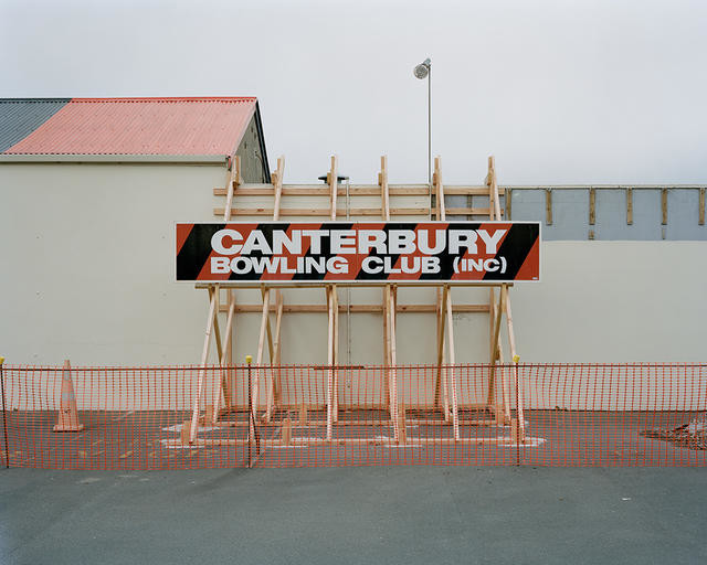 Christchurch Bowling Club (Inc), Salisbury Street, 2011