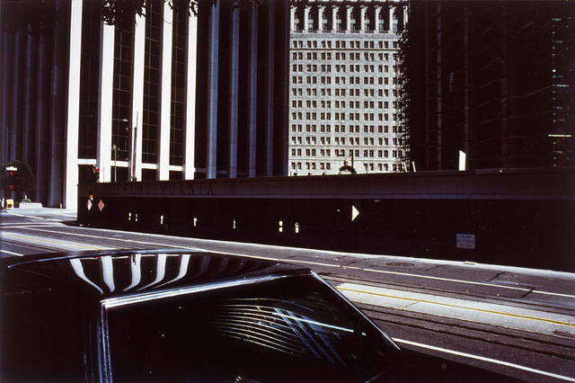 California Street (San Francisco, May 1982)