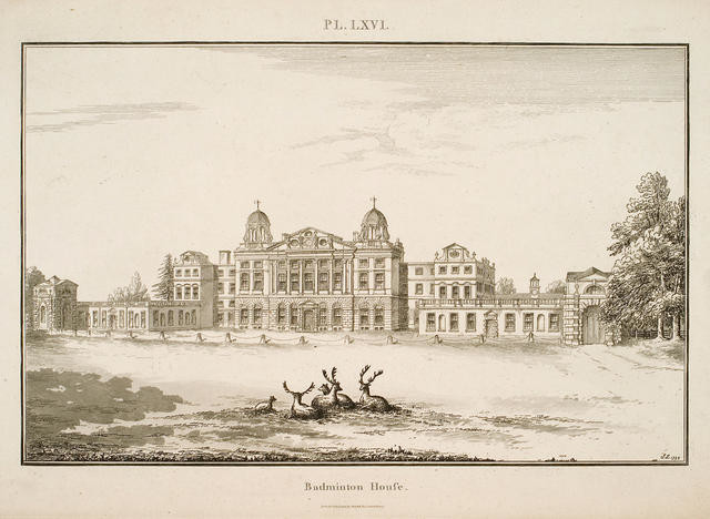 Badminton House